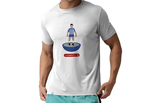 Kilmarnock FC Novelty Football T Shirt, (Large)