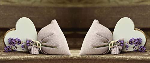 EUROSTYLE Tappeto taba Art. Dear Love zerbino entrata casa Tappeto da Esterno e Interno gommato Antiscivolo per Cucina e Salotto (57X135CM, Art. Love - 4)