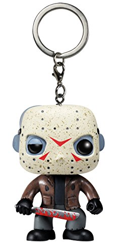 Funko - POP Keychain: Horror - Jason Voorhees