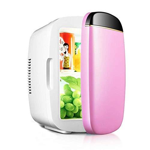 6L 12V refrigeradores de bajo Ruido 25db portátil Congelador Mini refrigerador y calefacción Bebidas Compacto y Ligero de alimentación de CC Mini kshu