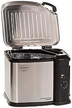 Masterbuilt MB23012418 Butterball XL Electric Fryer, Gray (Renewed)