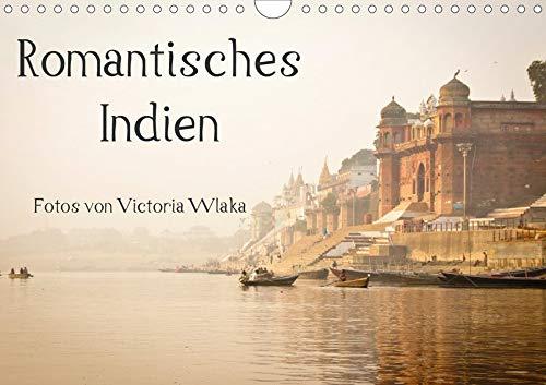 Romantisches Indien (Wandkalender 2020 DIN A4 quer): Eine fotografische Rundreise durch Indien (Monatskalender, 14 Seiten ) (CALVENDO Orte)