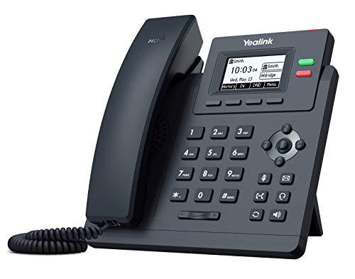 Yealink T31G IP Telefon PoE Gigabit (ohne Netzteil)