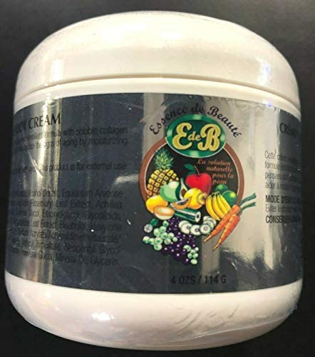 Essence de Beaute Collagen Vitamin E Face Body Cream 4oz Includes Mini Pompeia Bottle 67oz product image