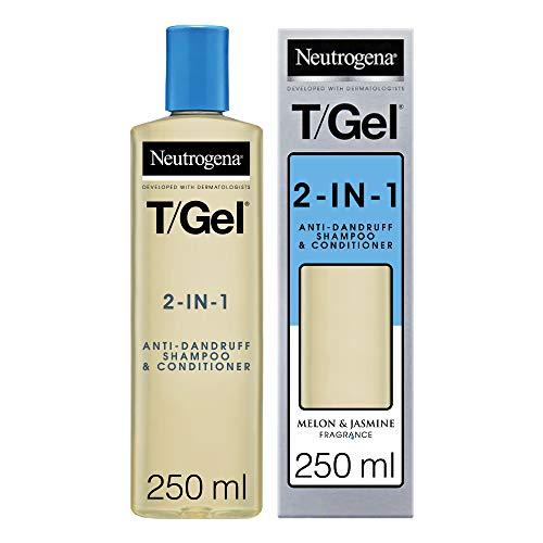 Neutrogena Gel 2 in 1 Anti Dandruff Shampoo and Conditioner, 250ml