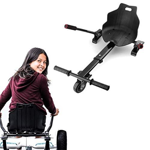 RONGJJ Hoverboard, Hoverkart-Sitz, Sitz-Go-Kart & Ersatzteile, Passend Für 2-Rad Smart Self Balance Elektroroller - Passend Für 6.5