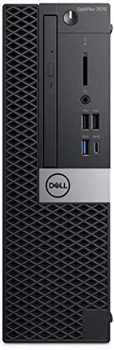 Dell OptiPlex 7070 SFF PC Core i5-9500 3.0Ghz 8GB 256GB SSD Windows 10 Home (Renewed)