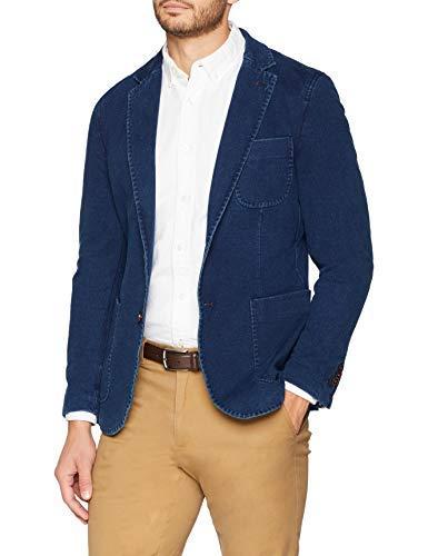 El Ganso Denim Americana, Azul (Azul 4), 46 (Tamaño del Fabricante:46) para Hombre
