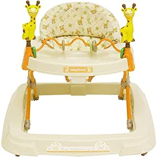 Baby Trend - Baby Activity Walker with Toys, Kiku with Removable Yoy Bar with Toys