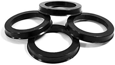 PROMOTORING For 70.50 MM ID x 73.10 MM OD - POLYCARBONATE HUB CENTRIC RINGS - SET OF 4