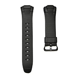 TIMEWHEEL Replacement Watch Band Strap Fits Casio G Shock GW-M500 GW-M530 GW-500 GW-500A GW-530 Atomic Solar Watch