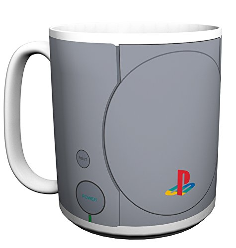 GB Eye LTD, Playstation, consola, taza gigante