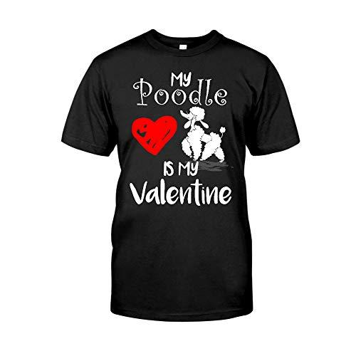 Situen My Dog Is My Valentine 4 T-Shirt