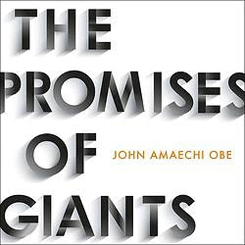 The Promises of Giants Audiobook By John Amaechi cover art