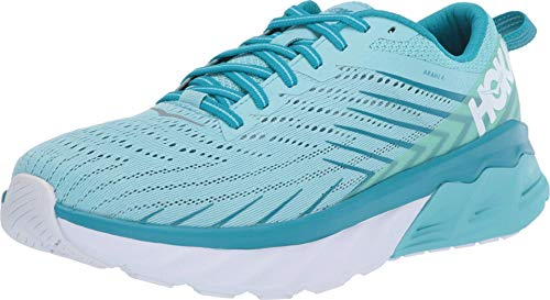 Hoka One One Women's Arahi 4 - Antigua Sand / Caribbean Sea - 7.5