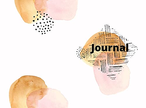 My Daily Writing : Journal with 94 pages (English Edition)