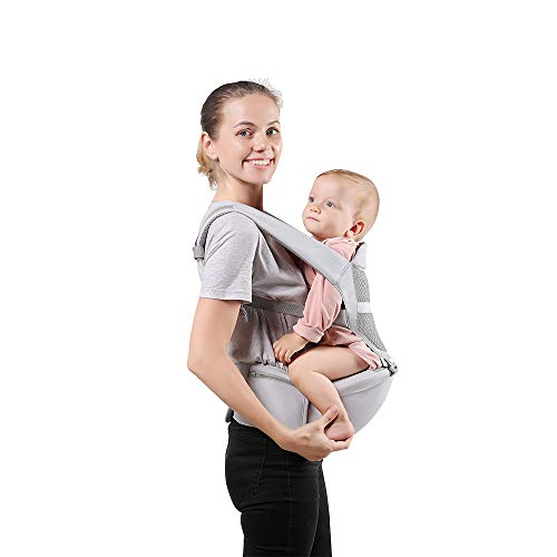 Cubz Ergonomic Baby Carrier - Light Weight and Breathable and Adjustable