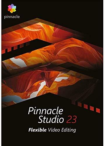 Pinnacle Studio 23 | Standard | PC | Código de activación PC enviado por email