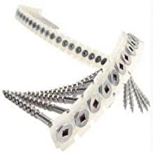 Best collated stainless steel deck screw Reviews