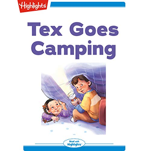 Tex Goes Camping copertina
