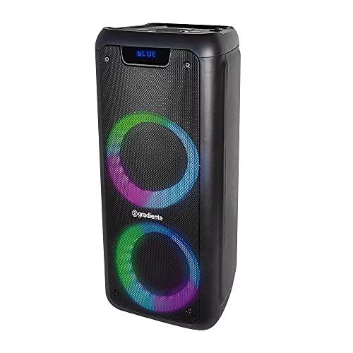 Caixa de Som Amplificada Gradiente Extreme Colors com Potência de 400W - GCA201