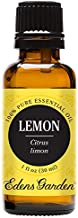 Edens Garden Lemon Essential Oil, 100% Pure Therapeutic Grade (Highest Quality Aromatherapy Oils- Cold Flu & Weight Loss), 30 ml