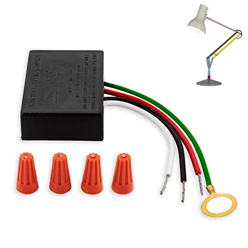 3 Way Touch Sensor dimmer, Touch lamp Repair kit Control Module, Replacement Sensor, Touch Switch, 150Watt.