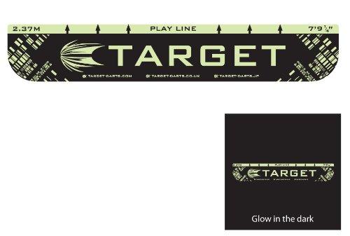 Target Dart Startlinie Target fluoreszierend
