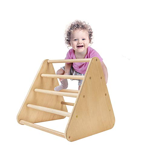 CASSARO Mini Climbing Triangle - Suitable for Infants and Young Toddlers
