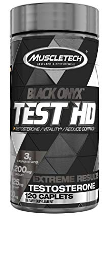 MuscleTech Test HD Elite, Test Booster for Men, Boosts Free...