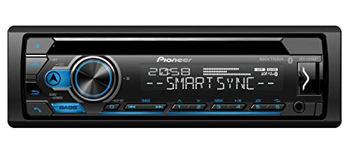 Pioneer DEH-S4250BT Car Audio Stereo CD Player Receiver with Bluetooth Aux USB