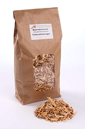 Meerrettichschrot - getrockneter Meerrettich | getrockneter Kren | Dried Horseradish - 500 g