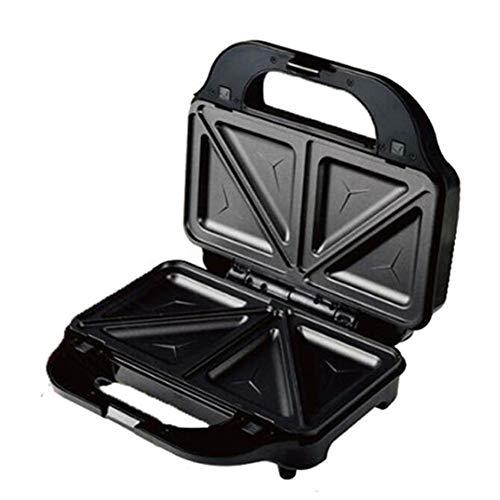 zxj Fabricante De Gofres La Placa De Cocción Profunda Es Fácil De Limpiar Máquina De Desayuno Multifuncional para El Hogar (Color : A)
