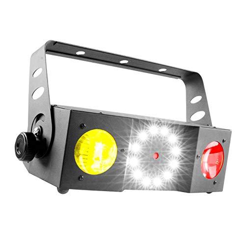 Chauvet DJ Swarm 4 FX DMX LED Moonflower RGBA Light Effect w/Strobe & Laser