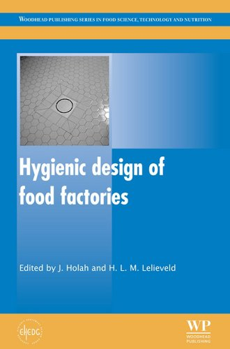 Hygienic Design of Food Factories (Woodhead Publishing Series in Food Science, Technology and Nutrition Book 216) (English Edition)