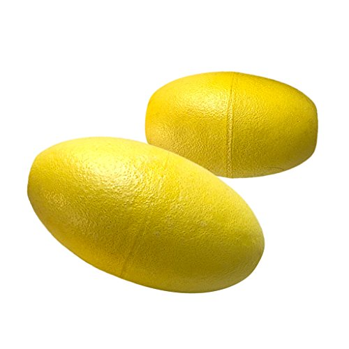 Toygogo Ankerboje Gelb klein Boke 2 Stück Verankerungsboje Markierungsboje