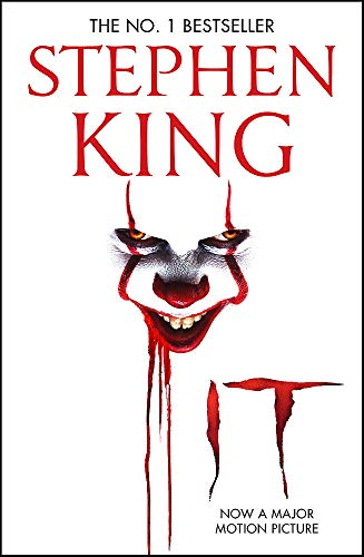 IT: The classic book from Stephen King with a new film tie-in cover to IT: CHAPTER 2, due for release September 2019, (Inglés)