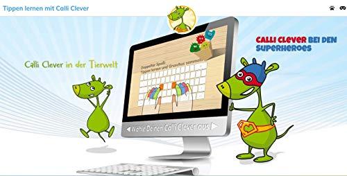Tipptrainer - 10 Finger schreiben für Kinder 3-MONATS-ABO