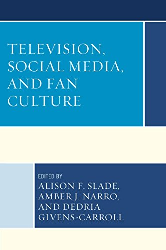 Television, Social Media, and Fan Culture (English Edition)