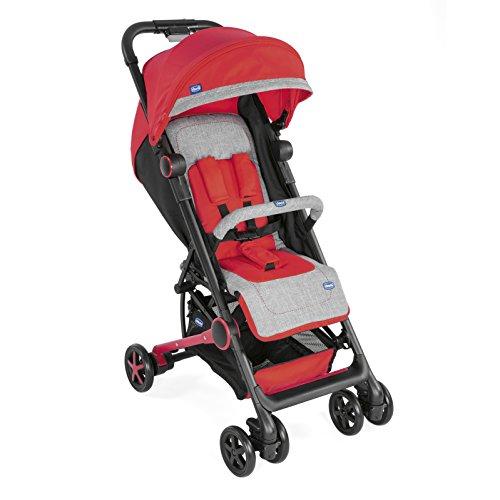 Chicco 07079444710000 Kinderwagen Miinimo 2, rot