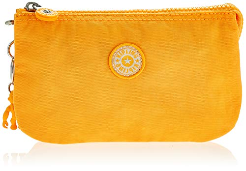 KiplingCreativity LDonnaPortamoneteGiallo (Vivid Yellow)18.5x11x1.5 Centimeters (B x H x T)