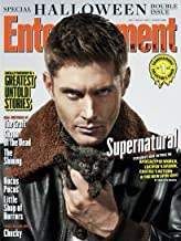 Entertainment Weekly Magazine (October 20, 2017) Supernatural Jensen Ackles Cover