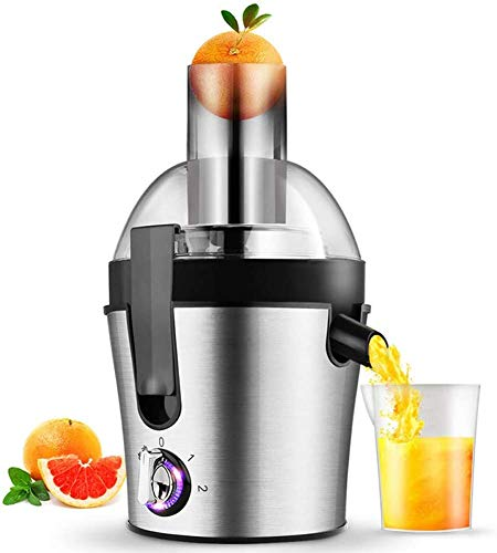 Learn More About Juicer, Juicer Machine, 3 Speed Centrifugal juicers Whole Fruit and Vegetable, Powe...