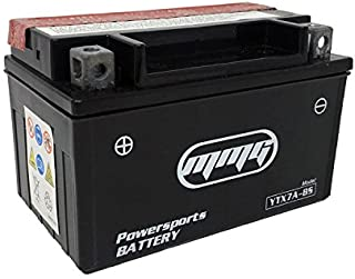 YTX7A-BS High Performance Maintenance Free 12v Battery Replaces Yacht Duralast Koyo PowerSonic WestCo