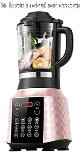 XIAO XIONG Verwarming Broken Wall Cook Family Smart Booking Multifunctionele hulpmachine Sojamelkmachine Mixer 240 * 485mm Champagne