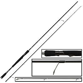 Fox Rage Ti Pro Spin Finesse Canne à pêche 210 cm 5-21 g