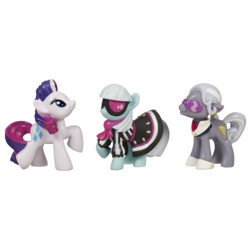 My Little Pony Friendship is Magic Famous Friends 3 Pack