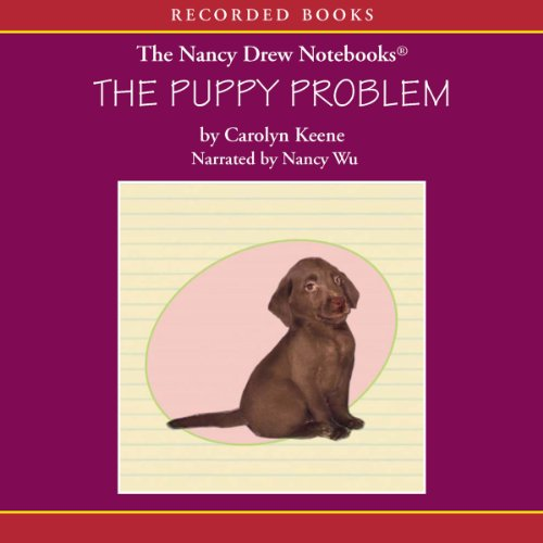 The Puppy Problem audiobook cover art