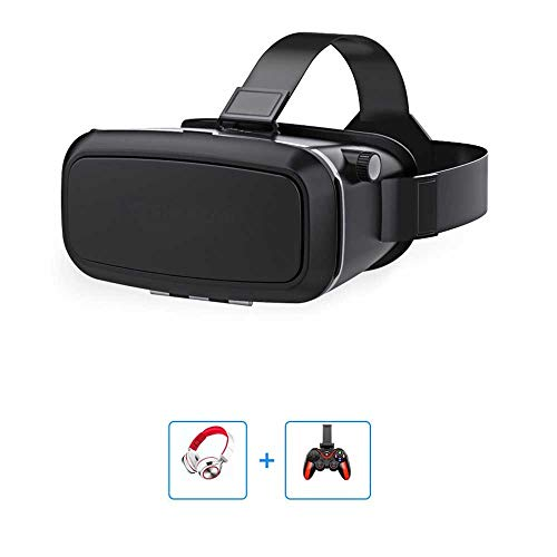 Check Out This WYL Hd Vr Headset Remote Control, 3D Glasses Virtual Reality Headset, Suitable for Vr...