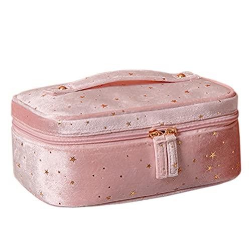1 stück Tragbare Kosmetik Aufbewahrungstasche Kreative Make- up- Tasche Reise Makeup Container Damen Handtasche